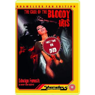 The Case of the Bloody Iris [DVD]